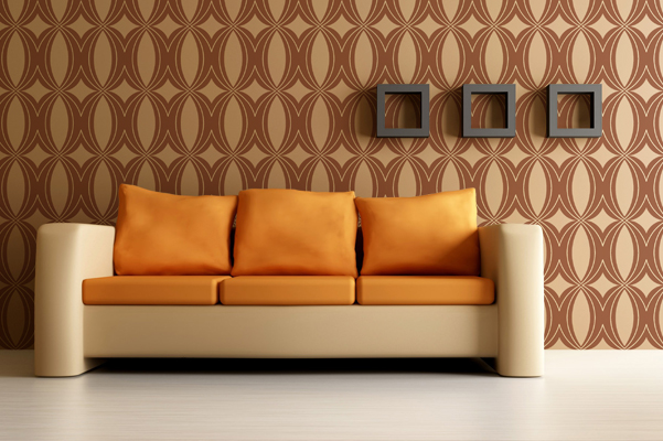 carta_da_parati_personalizzata_wallpaper_interior_design_living_room_salotto_orange