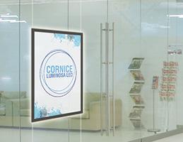 Cornice_led_luminosa_reparto_stampa