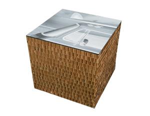 Cubo_foto_personalizzato_cartone_forex_comodino_sgabello_modern_interior_design_reparto_stampa