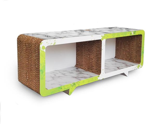 Oggetti e mobili di cartone personalizzati - Mobili di cartone design ...